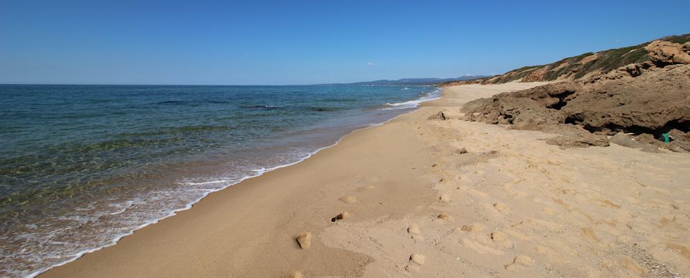 Arbus - Spiaggia di Scivu