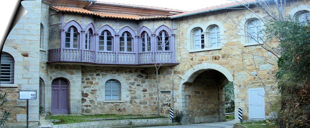 Ingurtosu - Palazzo della Direzione
